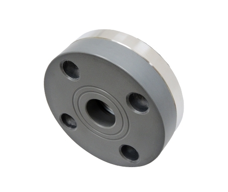 DIF-SSP Diaphragm seal with plastic flange connection