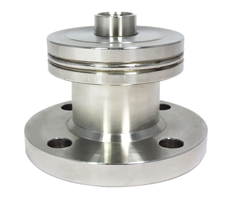 DIFF-W Pressure gauge with diaphragm seal, welded type