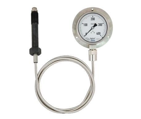 DIHI Melt pressure gauge with/without capillary